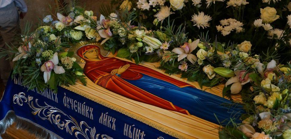 ФОТОАЛЬБОМ: Праздник Успения Божией Матери на Московском подворье