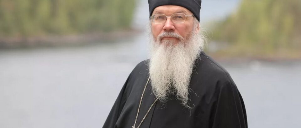 Патриаршее поздравление епископу Троицкому Панкратию с 65-летием со дня рождения